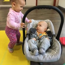 Baba-mama pilates DobosKata módra:)